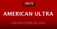 Película American Ultra