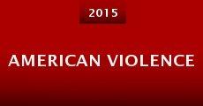 Película American Violence