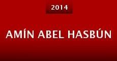 Película Amín Abel Hasbún