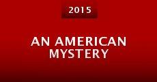 Película An American Mystery