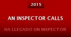 Película An Inspector Calls