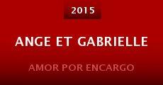 Película Ange et Gabrielle