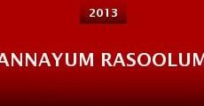 Annayum Rasoolum (2013) stream