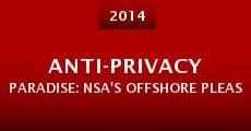 Anti-privacy Paradise: NSA's Offshore Pleasure Islands (2014) stream
