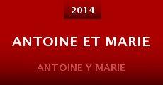 Película Antoine et Marie