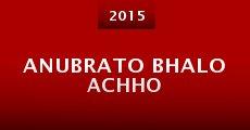 Película Anubrato Bhalo Achho