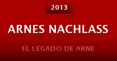 Arnes Nachlass (2013)
