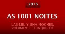 Película As 1001 Noites
