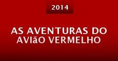 As Aventuras do Avião Vermelho (2014) stream
