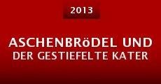 Aschenbrödel und der gestiefelte Kater (2013) stream