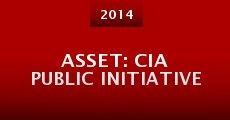 Película Asset: CIA Public Initiative