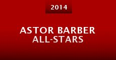 Astor Barber All-Stars (2014)