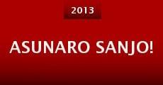 Asunaro sanjo! (2013) stream