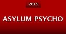 Película Asylum Psycho