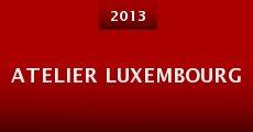 Película Atelier Luxembourg