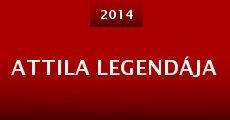 Attila legendája (2014) stream