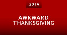 Película Awkward Thanksgiving