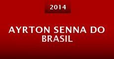 Película Ayrton Senna do Brasil