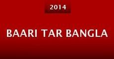 Película Baari Tar Bangla