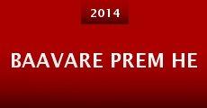 Baavare Prem He (2014) stream