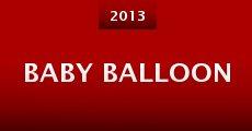 Película Baby Balloon