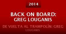 Back on Board: Greg Louganis (2014) stream