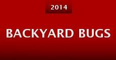 Película Backyard Bugs