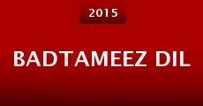 Película Badtameez Dil