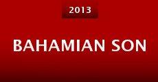 Película Bahamian Son