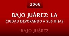 Película Bajo Juárez: La ciudad devorando a sus hijas
