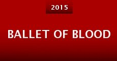 Película Ballet of Blood