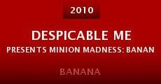 Despicable Me presents Minion Madness: Banana