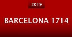 Película Barcelona 1714