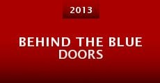 Película Behind the Blue Doors