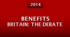 Benefits Britain: The Debate (2014) stream