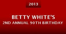 Película Betty White's 2nd Annual 90th Birthday