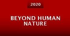 Película Beyond Human Nature