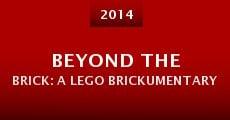Película Beyond the Brick: A LEGO Brickumentary