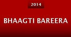 Película Bhaagti Bareera