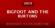 Película Bigfoot and the Burtons
