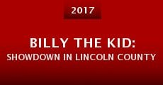 Película Billy the Kid: Showdown in Lincoln County