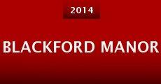Película Blackford Manor
