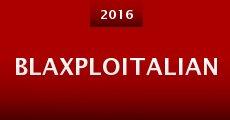 Blaxploitalian (2015) stream