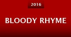 Película Bloody Rhyme