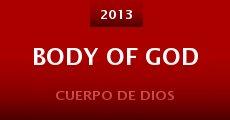 Body of God (2013) stream