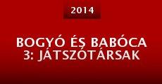 Bogyó és Babóca 3: Játszótársak (2014)