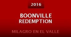 Película Boonville Redemption