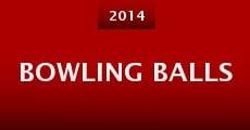 Película Bowling Balls