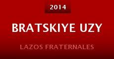 Película Bratskiye uzy