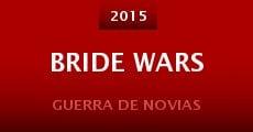Película Bride Wars